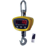 Lightweight and portable crane scale