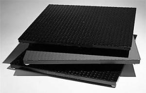 floor platform stacker