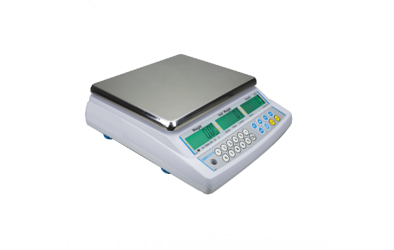 bench counting scale